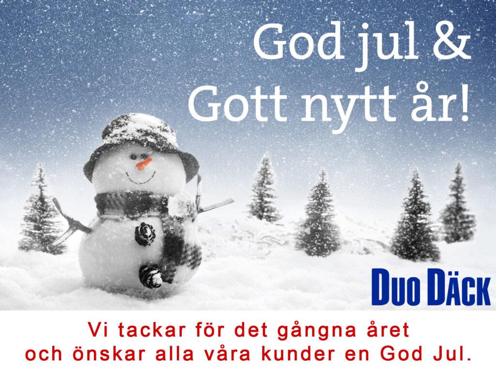 Julkort Duo Däck 2020 WEB